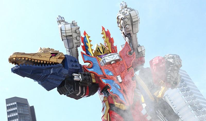 Kishiryu Sentai Ryusoulger Episode 18 Subtitle Indonesia