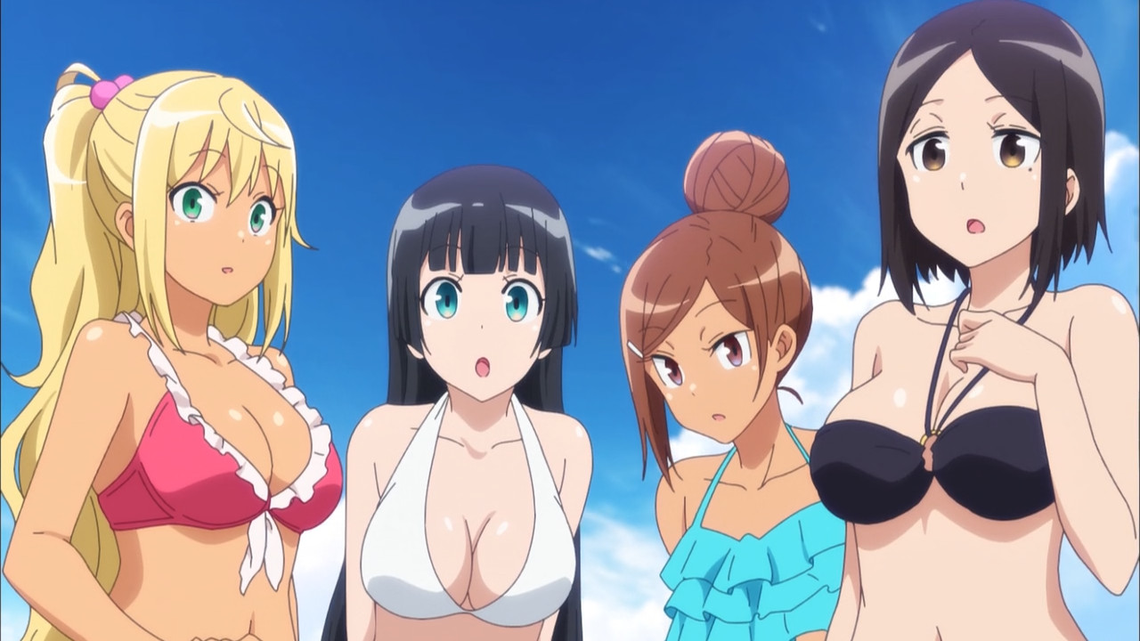 Dumbbell Nan Kilo Moteru? Episode 4 Subtitle Indonesia