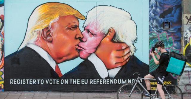 英国多面新首相鲍里斯·约翰逊:浮夸和高雅兼备的存在?
