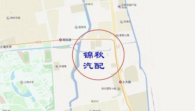 上海地铁七号线宝山段的大变身:低端市场已经腾退