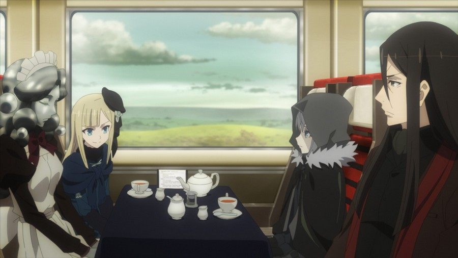 Lord El-Melloi II Sei no Jikenbo Episode 4 Subtitle Indonesia