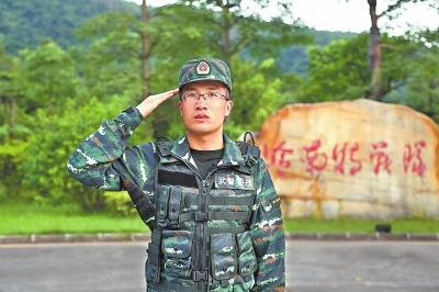 争做出彩河南人 | 杨洋:文武双全特战兵