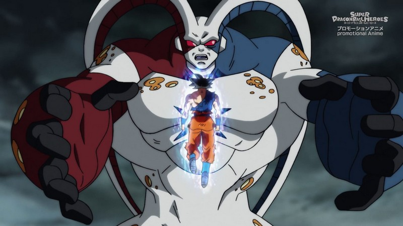 Dragon Ball Heroes Episode 14 Subtitle Indonesia
