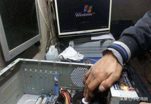 「小经验分享」电脑开机异响维修