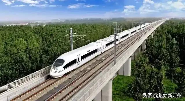 重庆这个区正式崛起,要打造全国重要的高铁枢纽