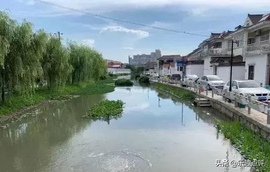 大苏州,大昆山的河道整治。美丽张浦忍不住看你!看张浦宝觉河