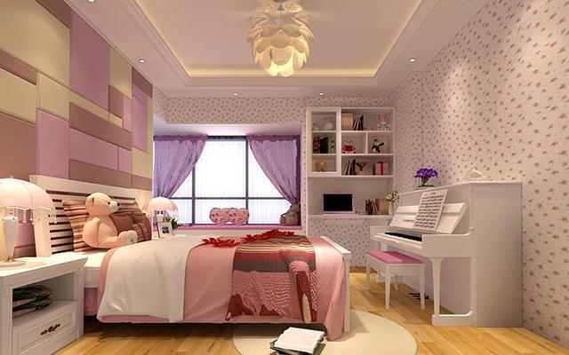 分享几种漂亮的儿童房装修方案,给你的孩子一个舒适温馨的屋子