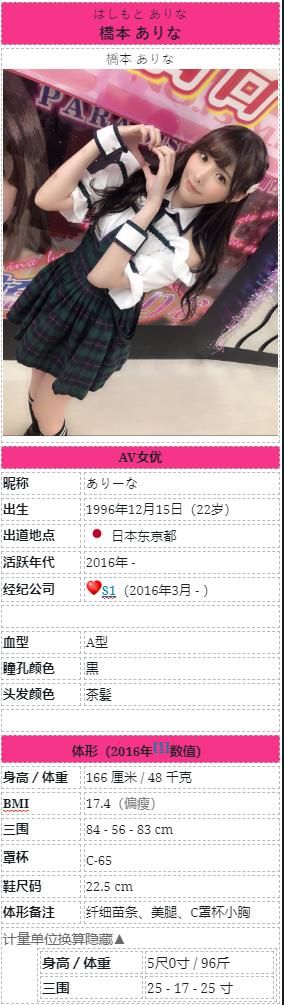 """日本艾薇届""""最强美腿""""可爱小美女桥本有菜番号封面一览!"""
