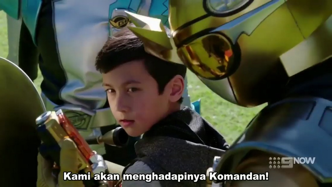 Power Rangers Beast Morphers Episode 13 Subtitle Indonesia