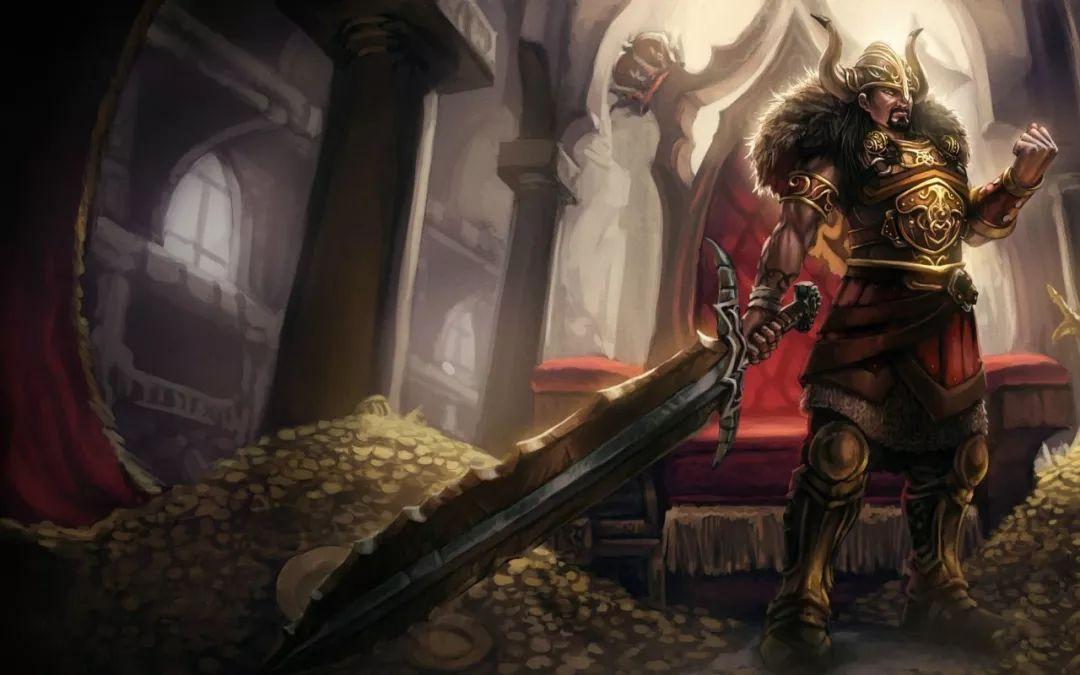 LOL:商店里的装备,很多都是英雄手中拿着的武器,你都认识吗?