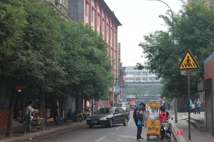 西安这些不起眼的老巷子,每条都是你不知道的历史。