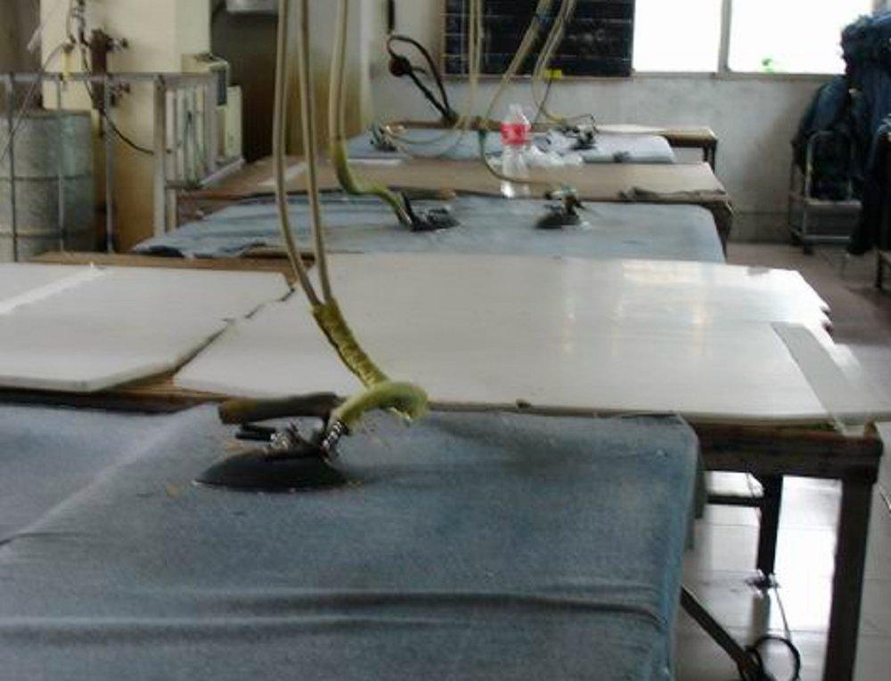 ironning processing