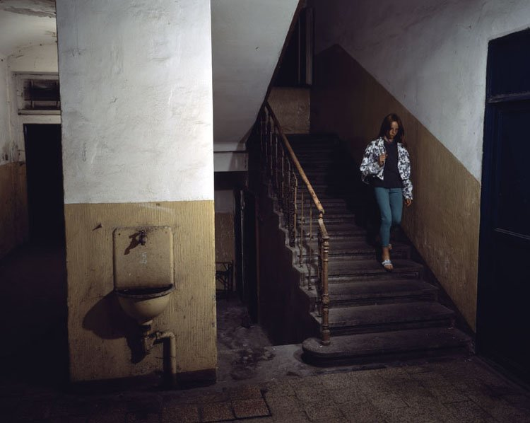 Odradek, Táboritská 8, Prague, 18 July 1994