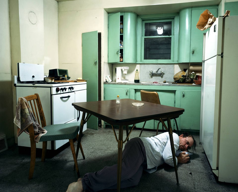 Insomnia, Jeff Wall, 1994