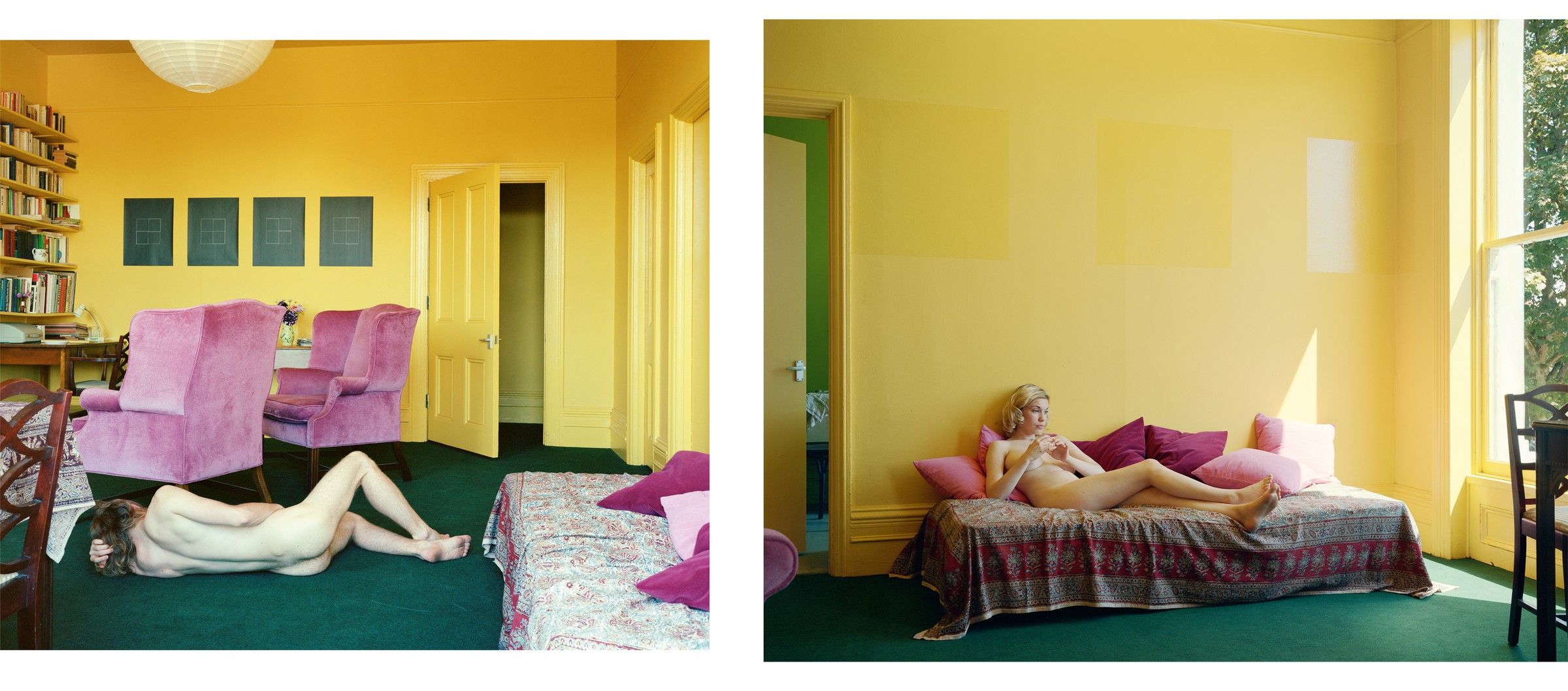 Summer Afternoons, Jeff Wall, 2013