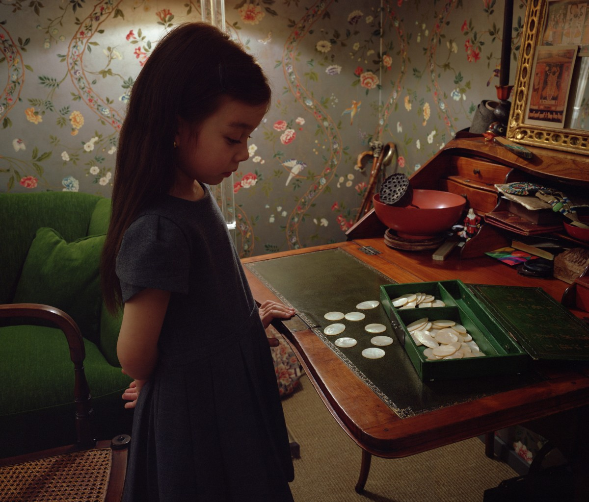 Mother of pearl, Jeff Wall, 2016
