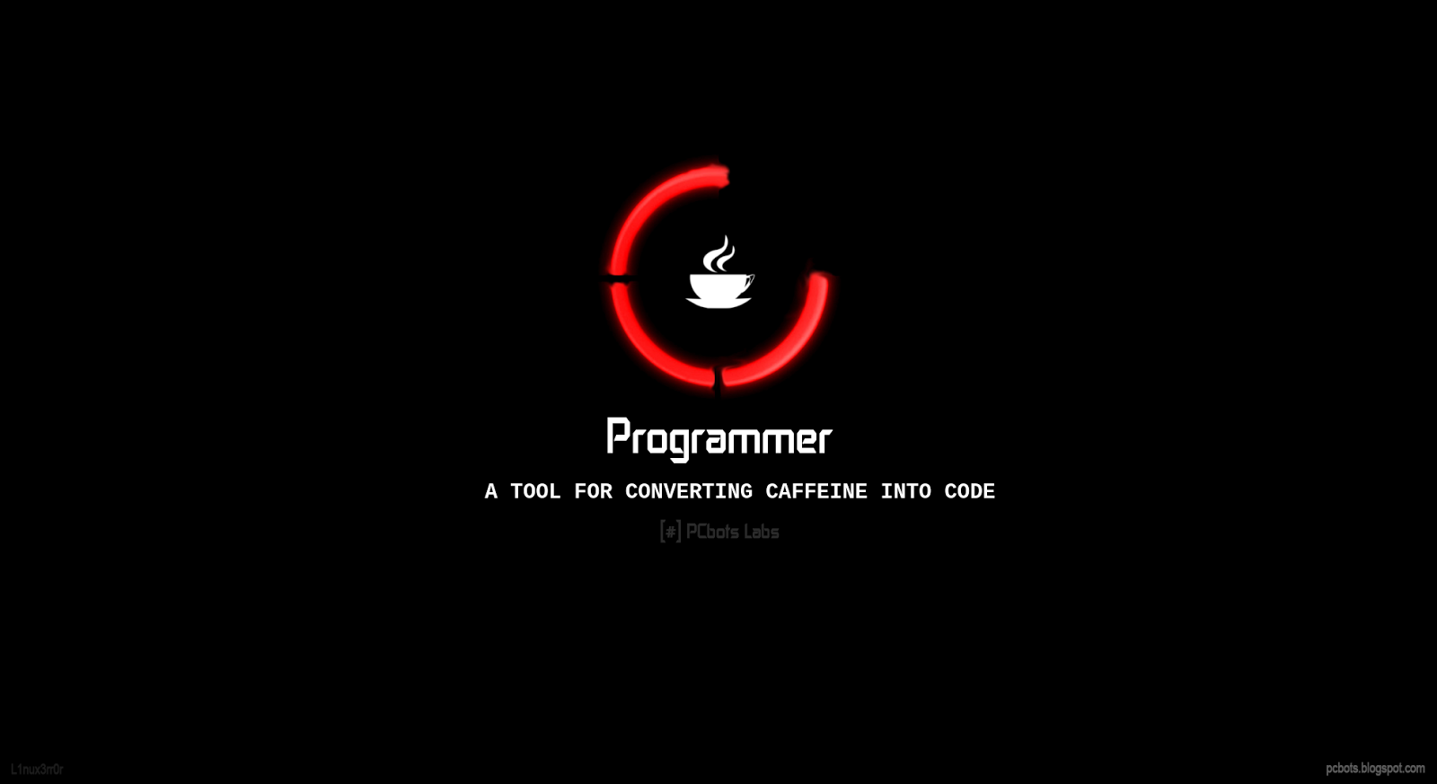 Programmer HD Wallpaper by PCbots.png