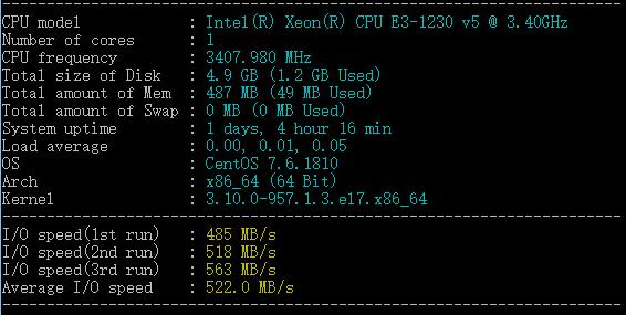 MoeCloud:洛杉矶GIA/月付37.7元/512M内存/1T流量/100Mbps