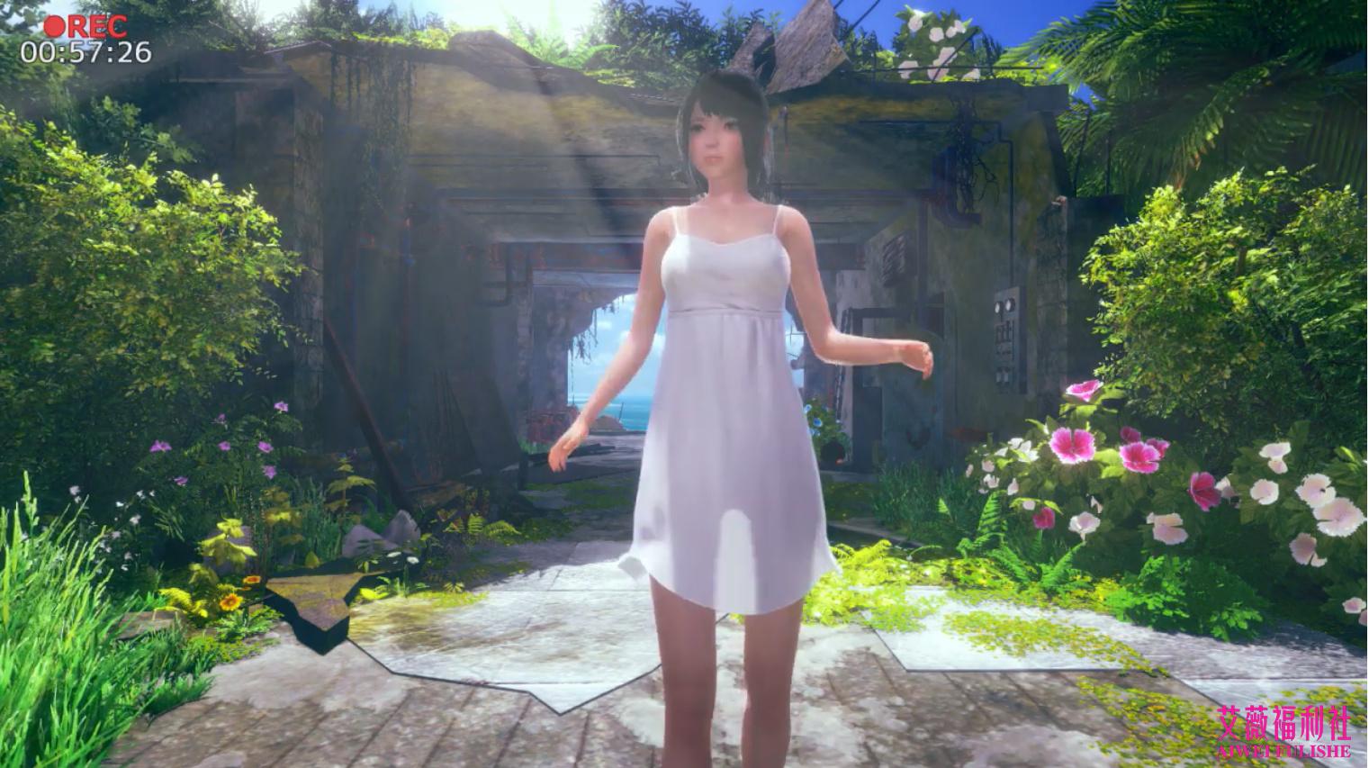 日本h成人单机18禁游戏—《AI*少女》与美少女独居无人岛