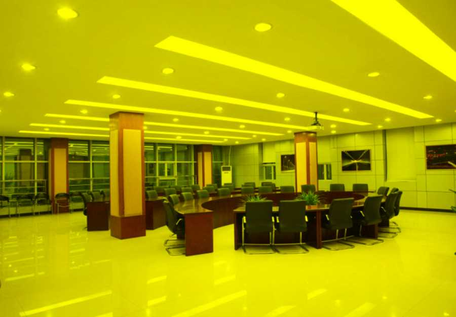 LED panel lighting led panels meeting room warm lighting cases