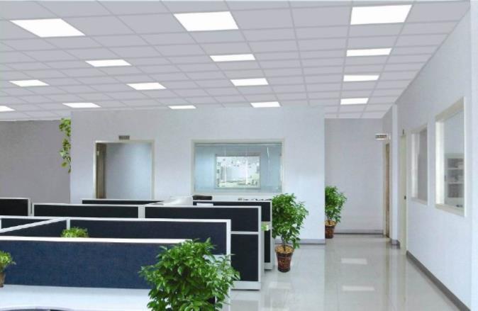LED panel light office lighting cases