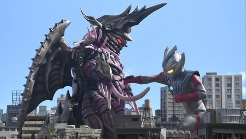 Ultraman Taiga Episode 8 Subtitle Indonesia