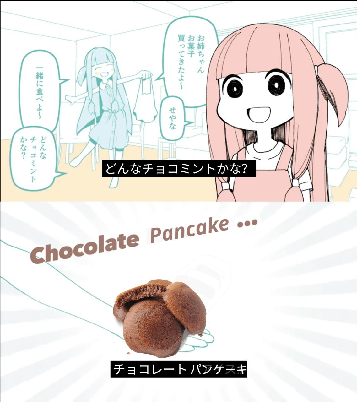 Chocolate Pancake 😂
