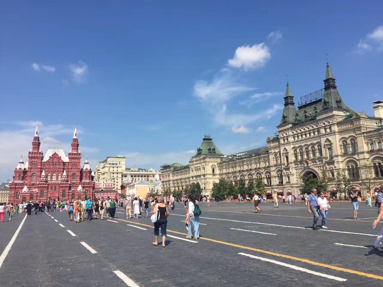 俄罗斯风景 2016年8月