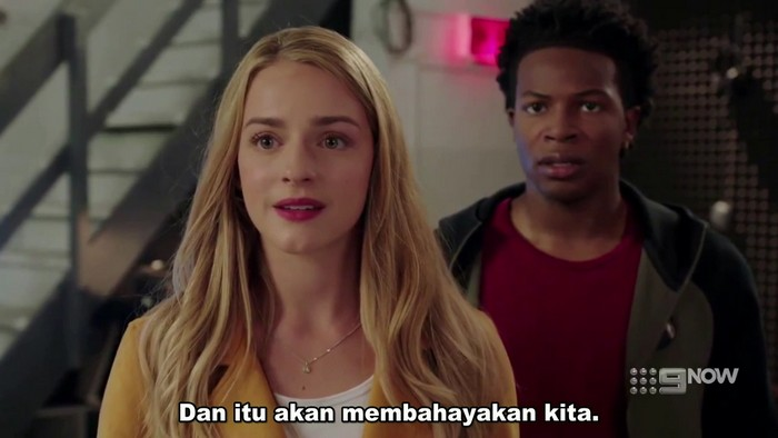 Power Rangers Beast Morphers Episode 17 Subtitle Indonesia