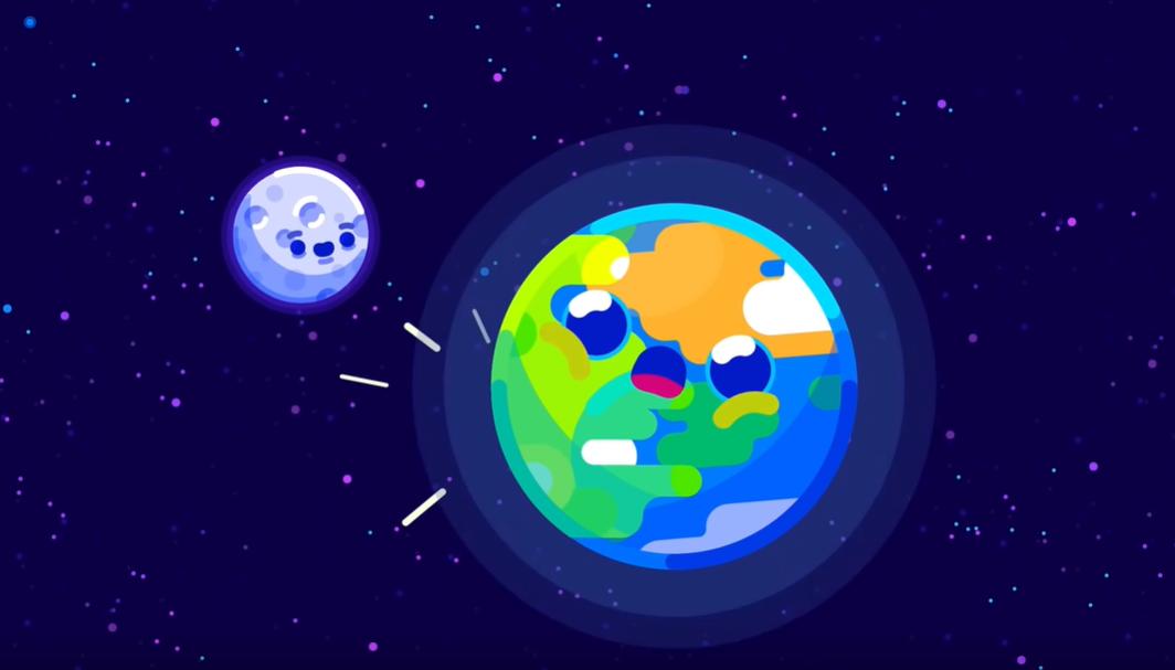 地球被转化成奇异物质