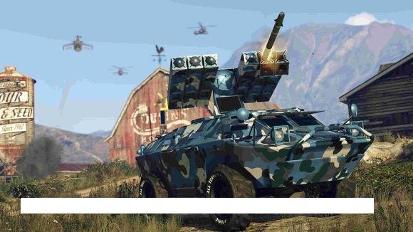 GTA5全DLC单机版本1.41 内置修改器-资源客