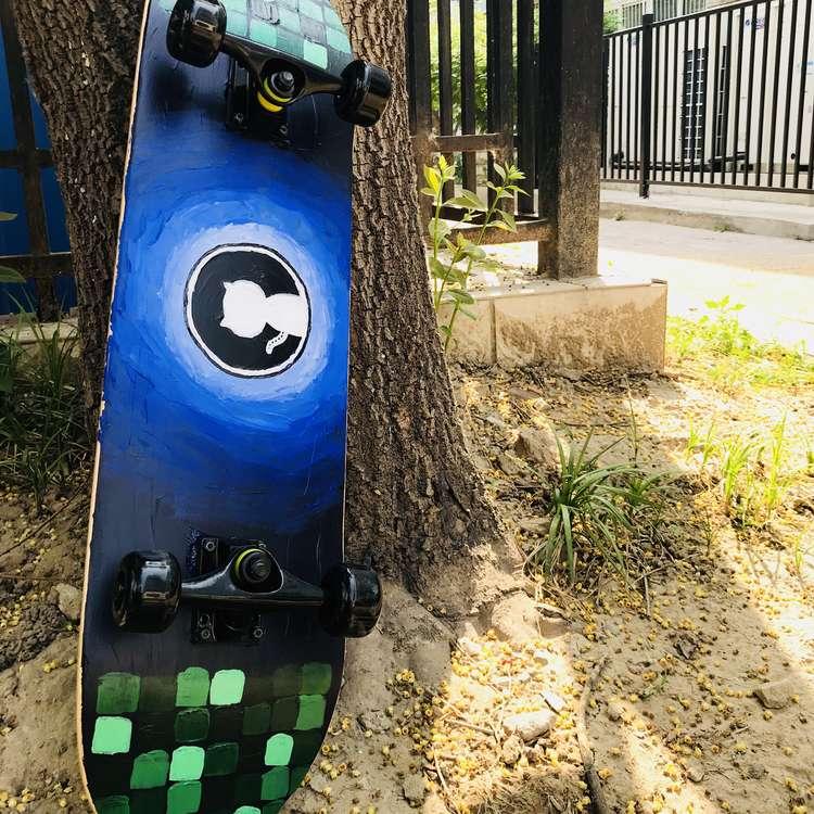 github 限定滑板