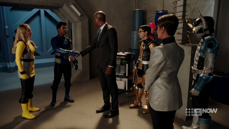 Power Rangers Beast Morphers Episode 20 Subtitle Indonesia