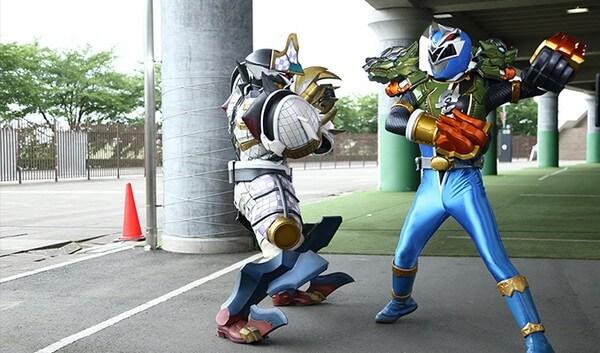 Kishiryu Sentai Ryusoulger Episode 27 Subtitle Indonesia
