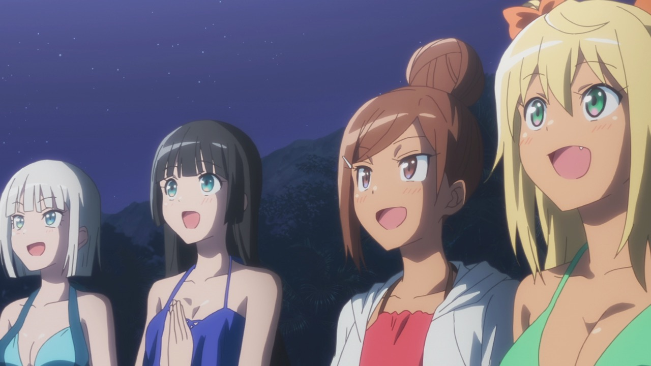 Dumbbell Nan Kilo Moteru? Episode 12 Subtitle Indonesia