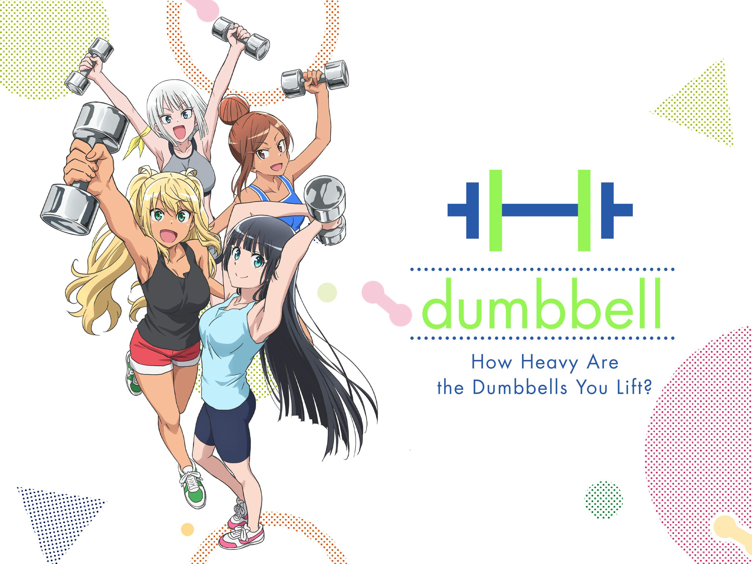 Dumbbell Nan Kilo Moteru? Episode 1-12 Subtitle Indonesia (Batch)