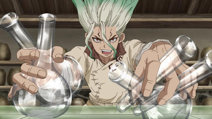 Dr. Stone Episode 13 Subtitle Indonesia