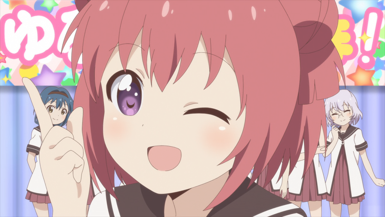 Yuru Yuri Ten (10th Anniversary OVA) BD Subtitle Indonesia