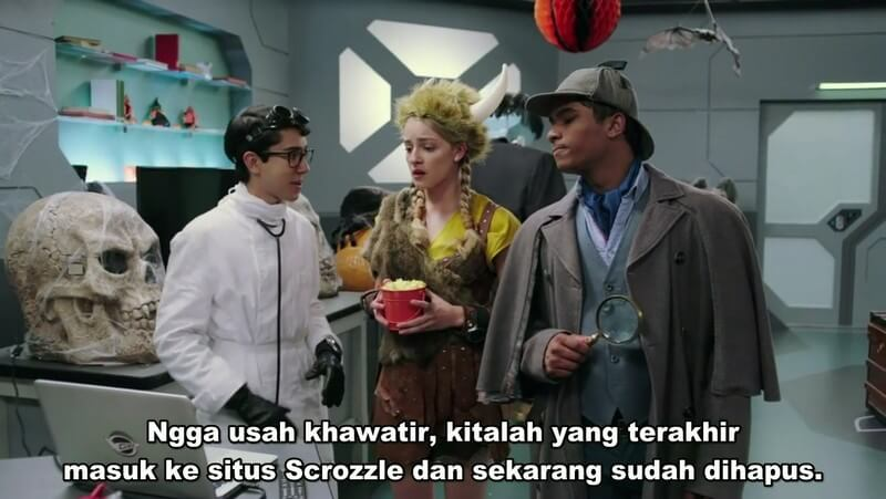 Power Rangers Beast Morphers Episode 21 Subtitle Indonesia