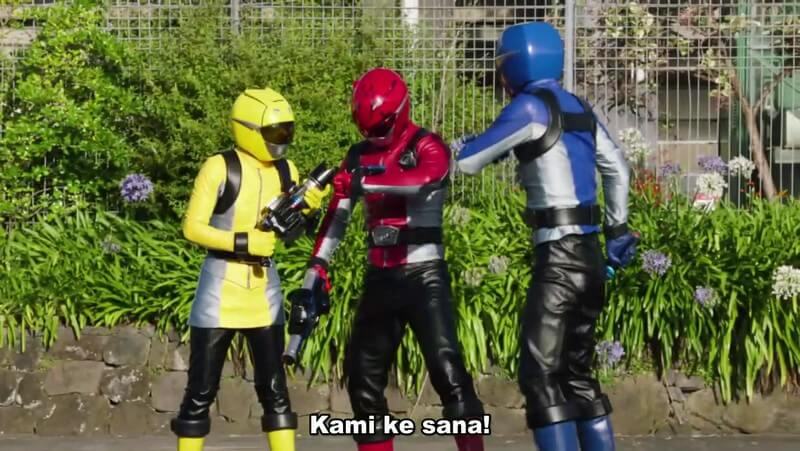 Power Rangers Beast Morphers Episode 22 Subtitle Indonesia