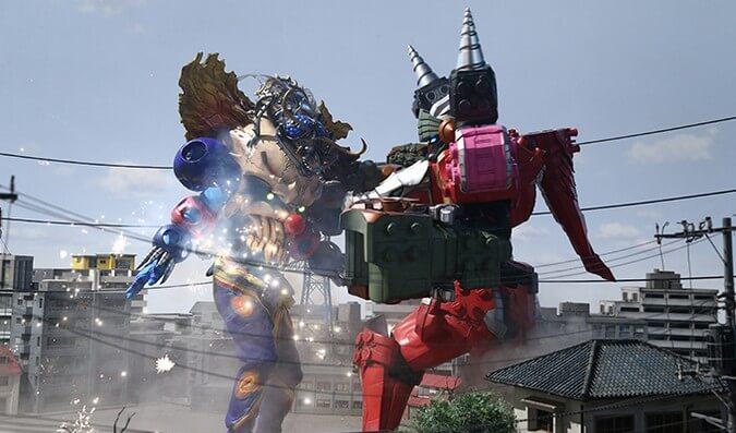 Kishiryu Sentai Ryusoulger Episode 28