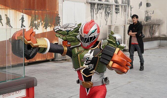 Kishiryu Sentai Ryusoulger Episode 28 Subtitle Indonesia