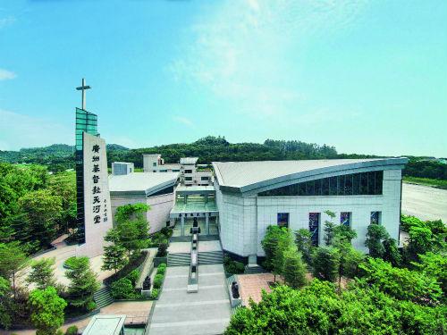 广州基督教天河堂