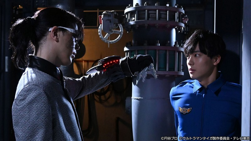 Ultraman Taiga Episode 14 Subtitle Indonesia