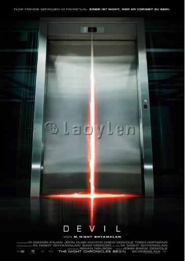 《电梯里的恶魔》