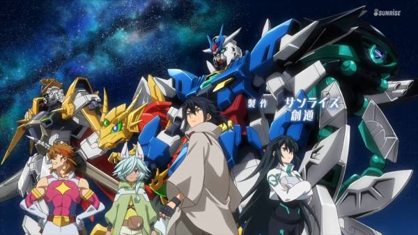 Gundam Build Divers Re:Rise Episode 1 Subtitle Indonesia