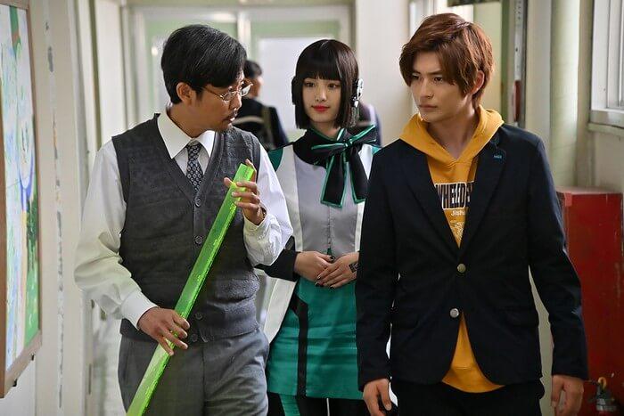 Kamen Rider Zero-One Episode 7 Subtitle Indonesia