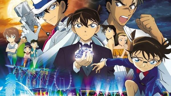 Detective Conan Movie 23: The Fist of Blue Sapphire (2019) Subtitle Indonesia