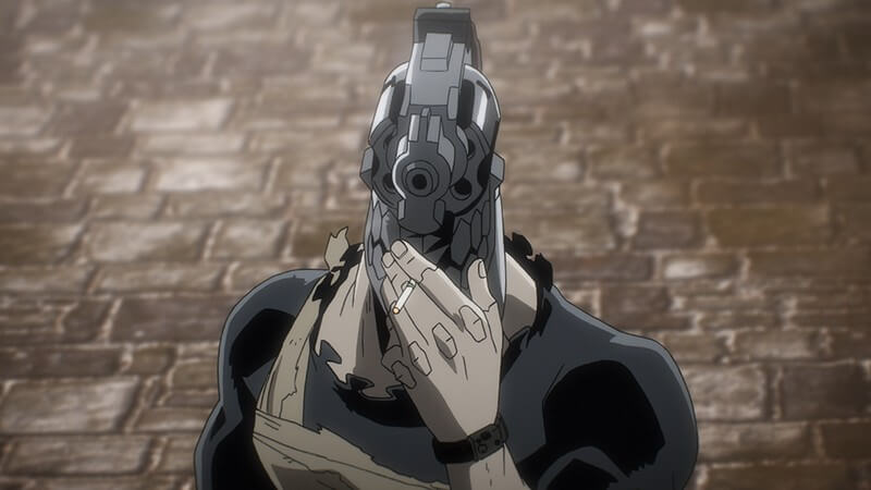 No Guns Life Episode 2 Subtitle Indonesia