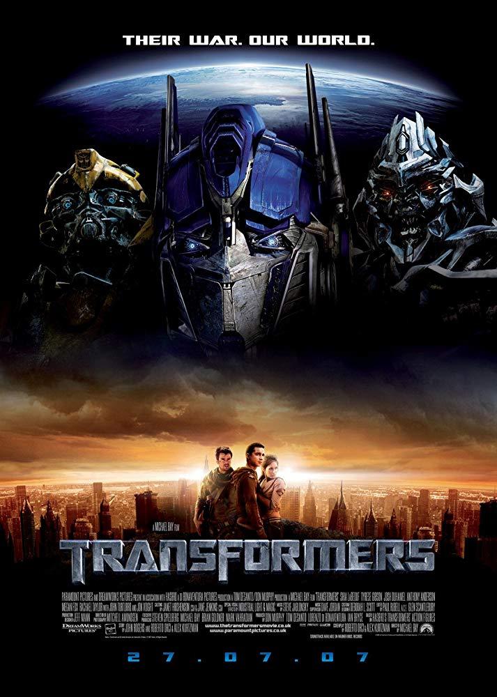 Transformers海报